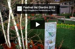 Festival dei Giardini 2013