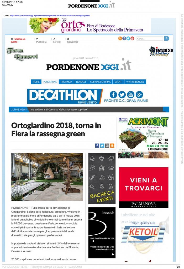 03-01-RassegnaStampa21-PordenoneOggi-it