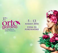 Inizia il secondo weekend di Ortogiardino alla Fiera di Pordenone tra convegni tecnici e green design