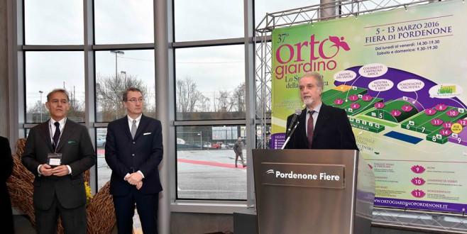 Una ventata di ottimismo e di bellezza da Ortogiardino: eguagliati nella prima giornata i numeri da record dell'edizione 2015