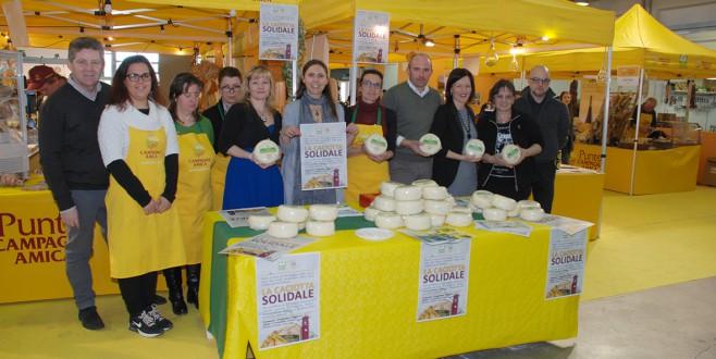 Il mercato di Campagna Amica a Ortogiardino  si trasforma in un mercato della solidarietà